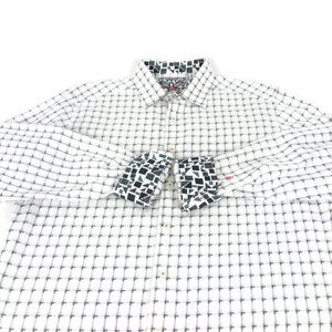 Robert Graham Classic Fit Button Up Shirt Medium